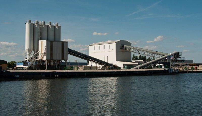 Animal feed mills